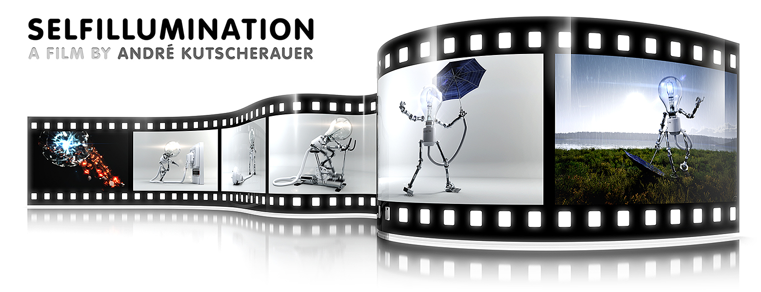 Selfillumination Independence - a 3d animated short film in stereo 3d.